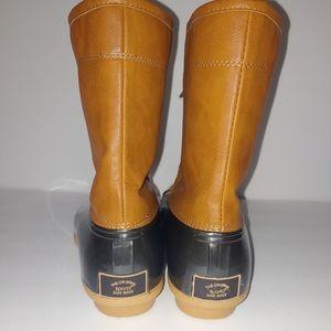 Sporto Shoes - The Original Sporto Duck boots size 10M